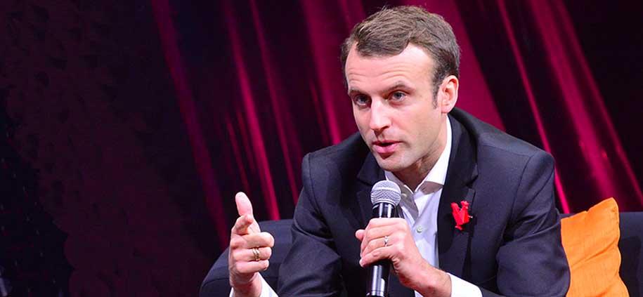 Handicap, une priorité pour Emmanuel Macron
